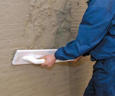 Правильный выбор цементной армированной штукатурной смеси для отделки фасадов, а так же для внутренней отделки помещений