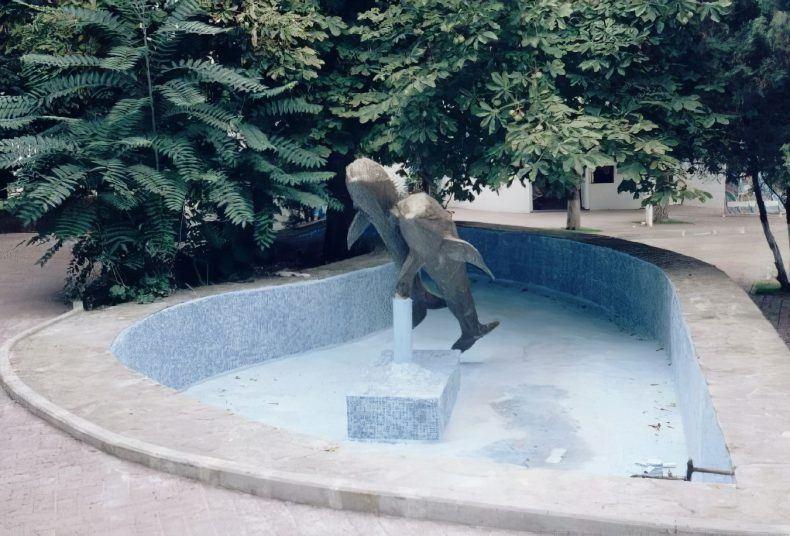 Бассейны в ростовском зоопарке